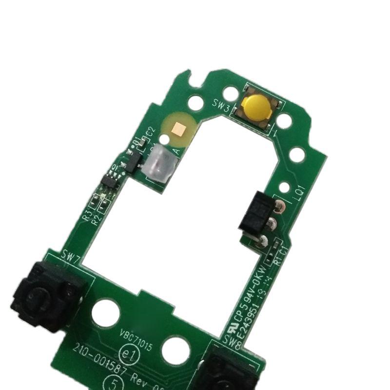 dark *維修配件Logitech G900 G903鼠標滾輪的鼠標滾輪按鈕板