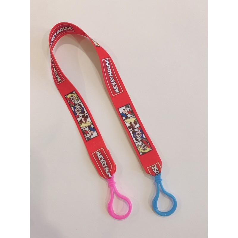 [預購]手作 米奇 防掉繩 口罩掛繩 兒童 幼兒 口罩繩 口罩鍊 迪士尼