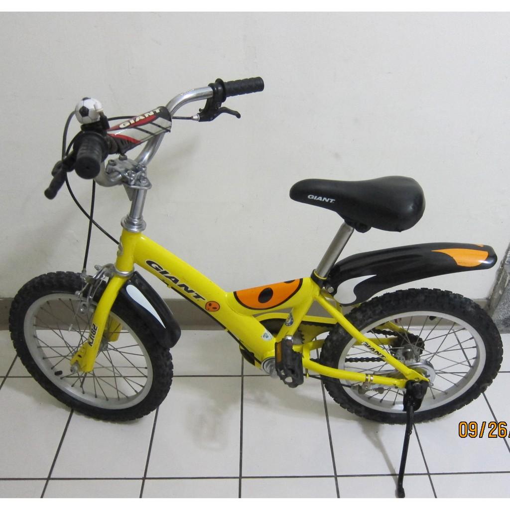 捷安特KJ182 16吋兒童腳踏車 造型酷又耐用