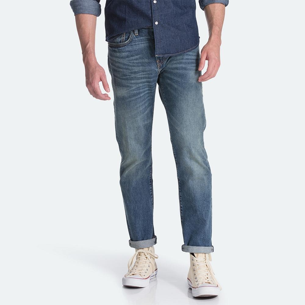 Levis 502 Taper牛仔長褲 / 上寬下窄 / 赤耳 / 彈性布料-人氣新品 29507-0064