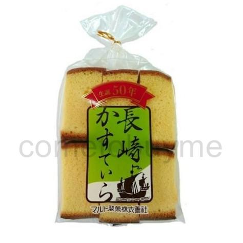 日本丸多長崎蛋糕 蜂蜜蛋糕 蛋糕 長崎蜂蜜蛋糕 小蛋糕 菓子 手工蛋糕 下午茶 生誕50年 Maruto