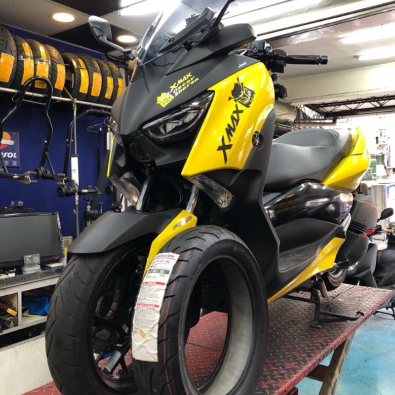 免運 XMAX X-MAX300 普利司通 SC1 140/70-14 含裝+高純度氮氣+輪胎平衡 完工價$2800元