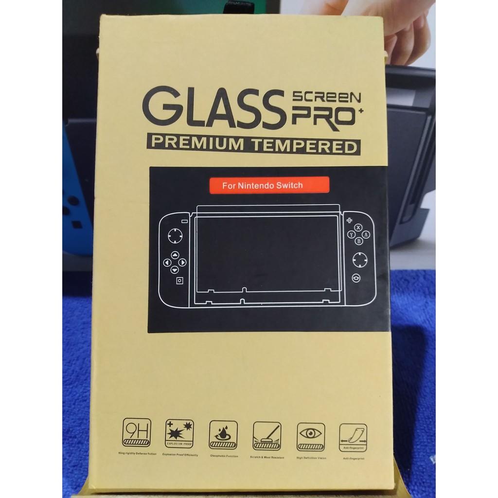 NS Switch 全新未拆 9H鋼化玻璃保護貼 螢幕保護貼
