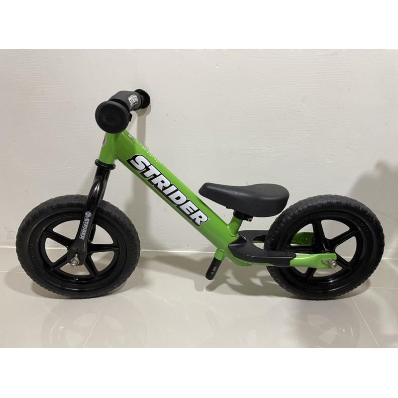 (二手)STRIDER SPORT兒童平衡滑步車 STRIDER滑步車 新北可面交 滑行車