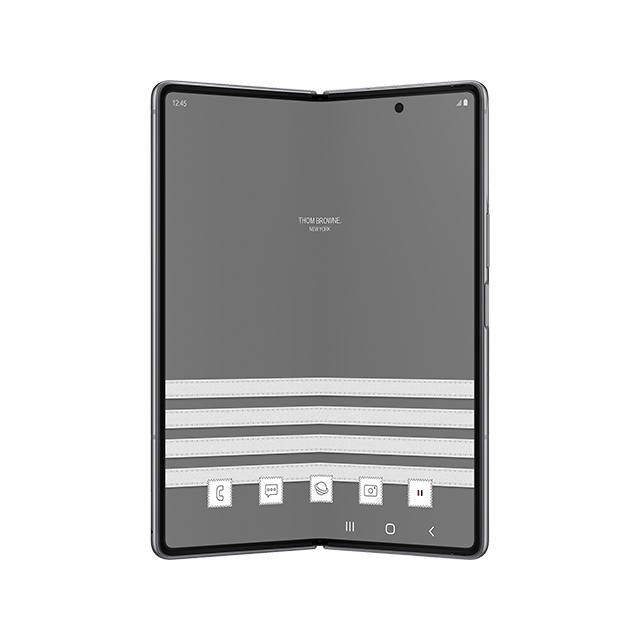 SAMSUNG Galaxy Z Fold 2【Thom Browne】限量版