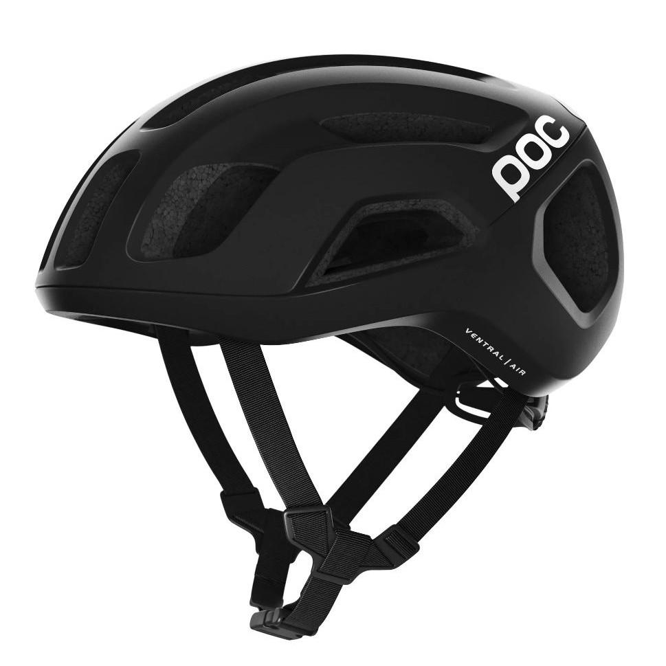 [寬版]POC Ventral Air WF Spin 寬版安全帽 亞洲人頭型-消光黑