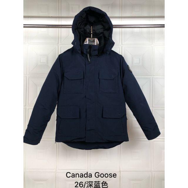 Canada Goose Macmillan 加拿大鵝 明星都喜愛的羽絨外套男女 DDS16089