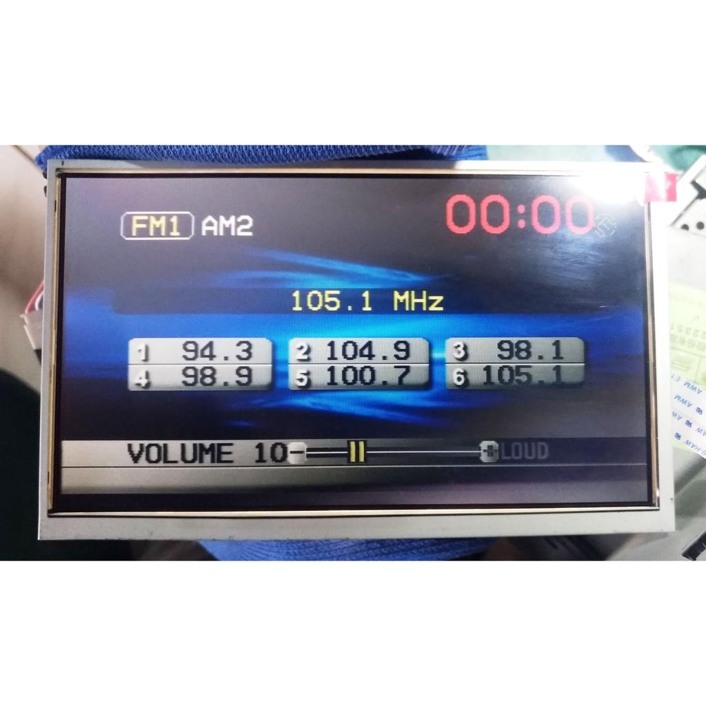 三菱 Savrin / Grunder 7吋螢幕面板