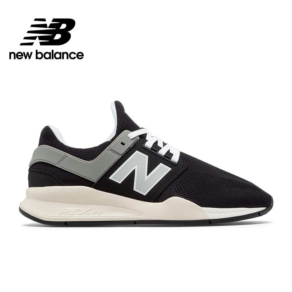 【New Balance】247 運動時尚休閒鞋_中性_黑色_MS247MR-D楦
