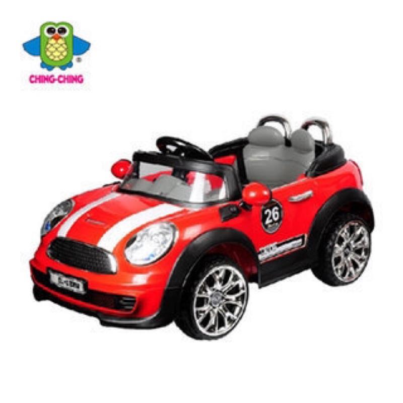 Mini Cooper 兒童(遙控)電動車