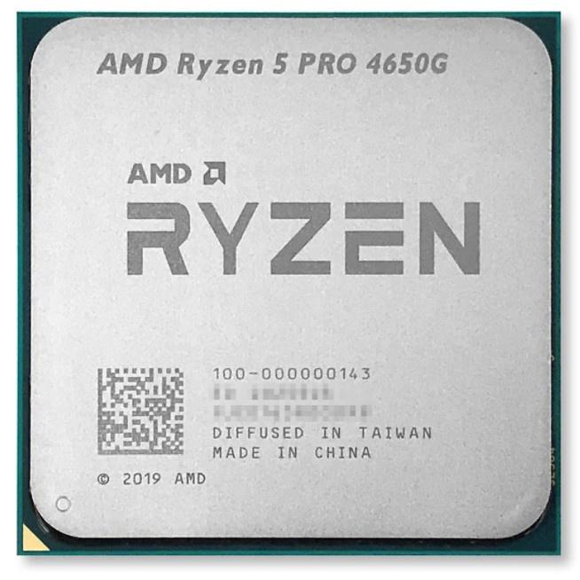 AMD Ryzen™ 5 PRO 4650G 等同於 5600G效能 [ 請勿直接下單 先聊聊詢問 ]