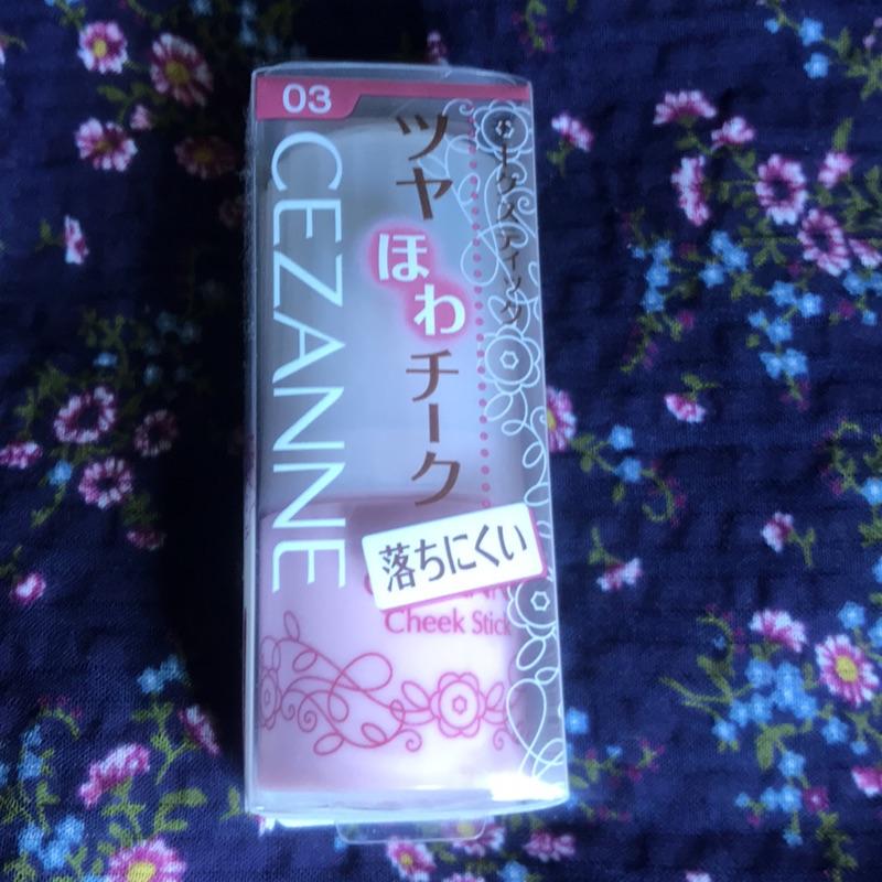 Cezanne #03 血色腮紅棒