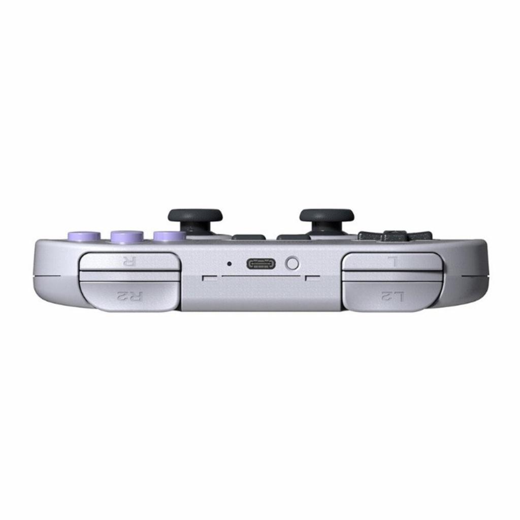 8bitdo 無線遊戲手柄手柄 Sn30Prog 經典版遊戲手柄振動爆裂體感手柄