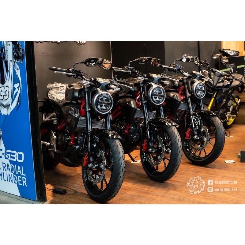 易鑫國際二輪HONDA 2021 CB150R ABS新車