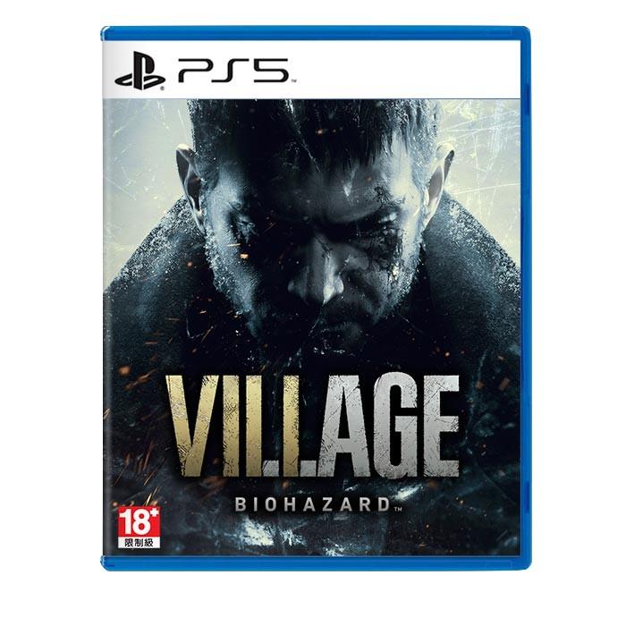 【 PS5 / PS4 】惡靈古堡 8 村莊《首批特典中文版》