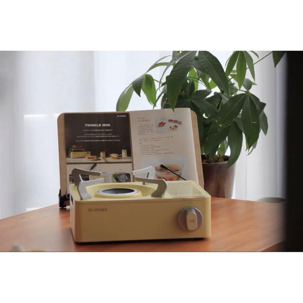 韓國代購 Dr.HOWS馬卡龍卡式爐 超美奶油色系 網美風露營必備