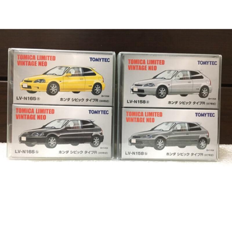 Tomytec TLV Honda Civic EK9 EF9 SiRII  FD2 DC2 DC5 S2000 K8