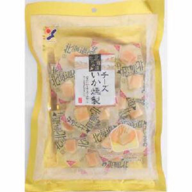 🔥現貨🔥「大包」北海道香濃煙燻魷魚起司