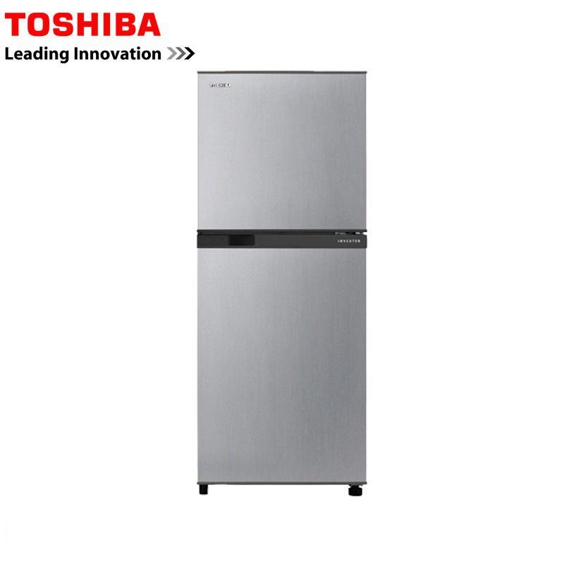 可申請退稅東芝192公升變頻電冰箱典雅銀GR-A25TS GR-A25TS(S)