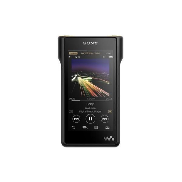 預購~SONY NW-WM1A 128G Walkman高解析音質 數位隨身聽