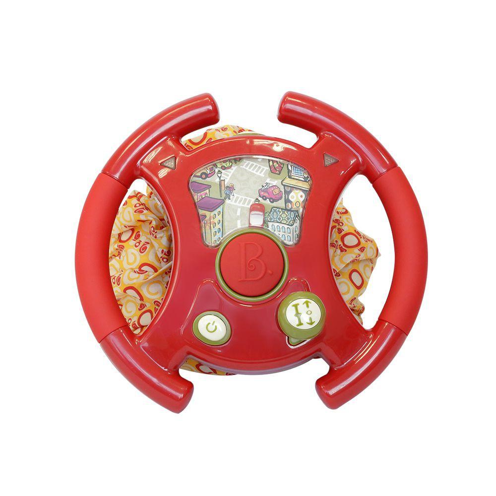 B.Toys 航多路方向盤 玩具 模型 小朋友 方向盤