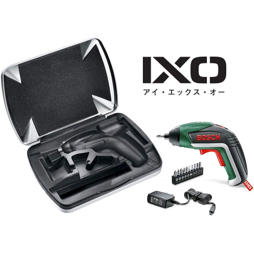 [日本現貨] 台北可面交 BOSCH IXO5 博世 3.6V充電式電動起子機 第5代 起子機 電動起子 電鑽 電動螺絲