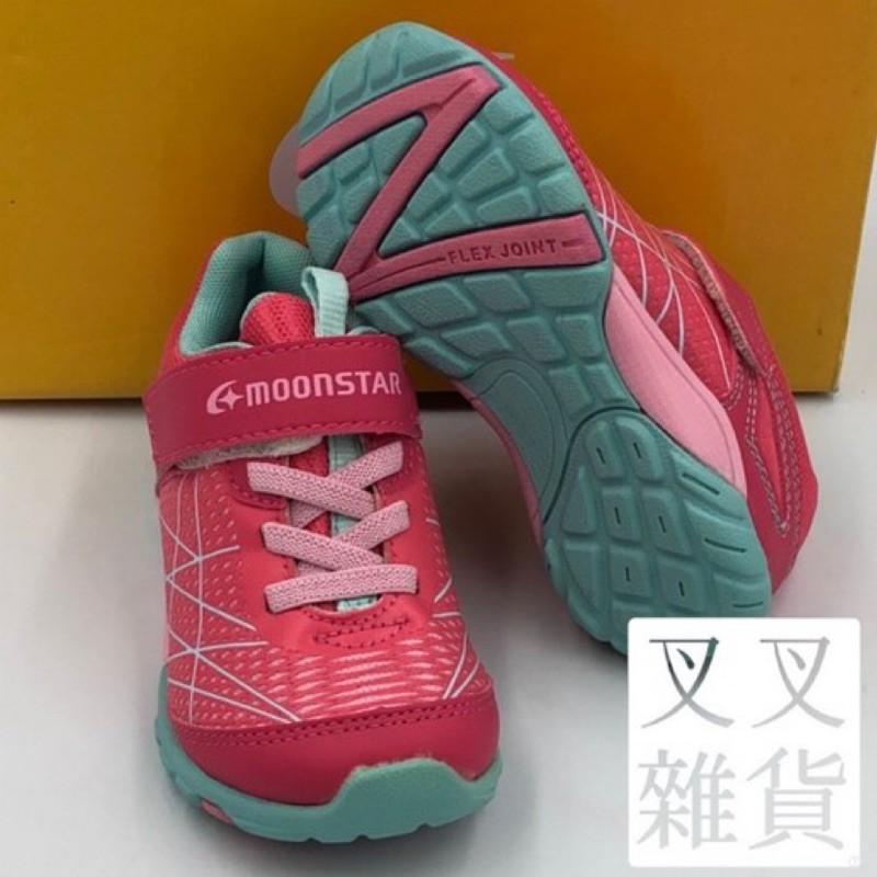 ✨《叉叉雜貨》✨🇯🇵MOONSTAR 月星童鞋 兒童布鞋 兒童運動鞋 學步鞋 兒童鞋墊 兒童矯正鞋墊 MSCNC1534