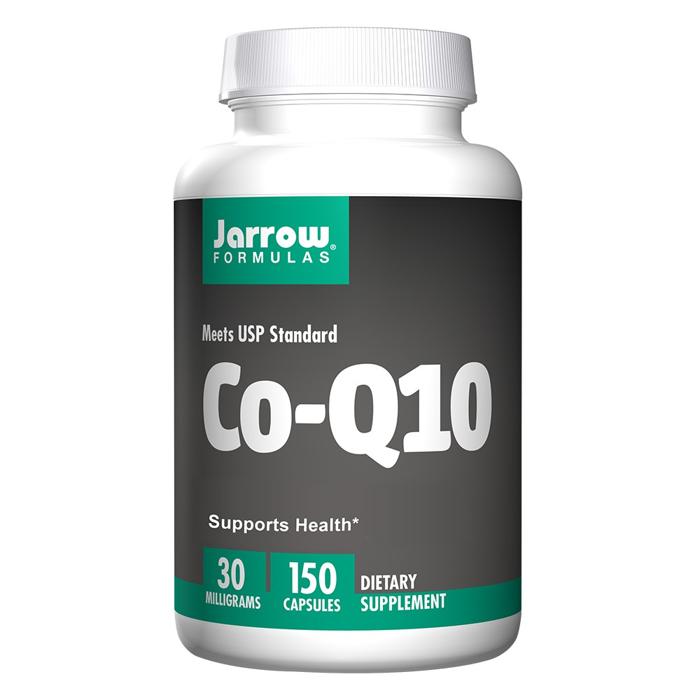 【Jarrow賈羅公式】Kaneka反式型Q10膠囊(150粒/瓶) [現貨公司貨] [免運]