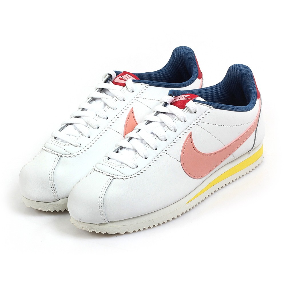 NIKE WMNS CLASSIC CORTEZ LEATHER 女鞋 休閒 運動 807471114