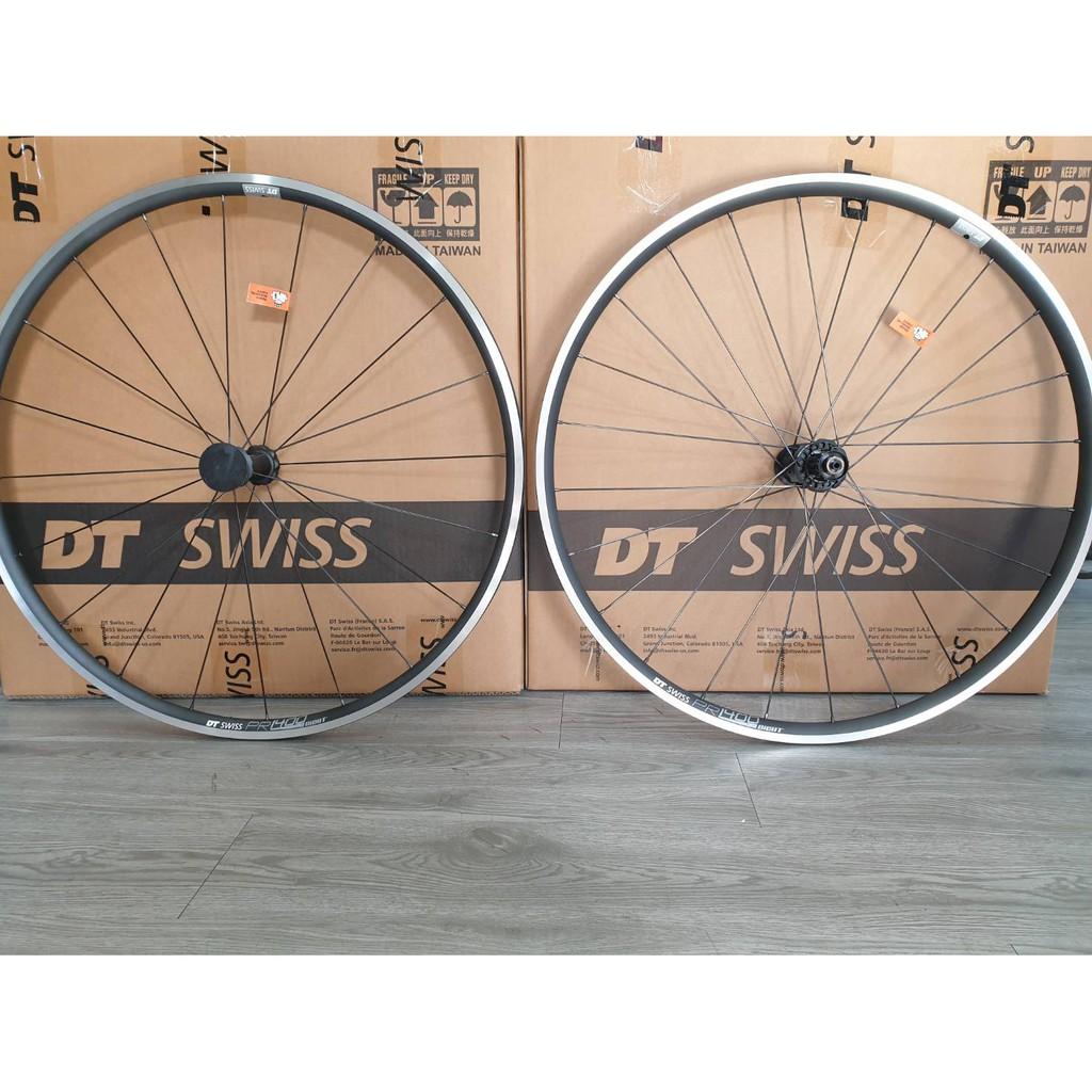 【單車元素】DT SWISS PR1400 DICUT 21 公路車 700C 輪組