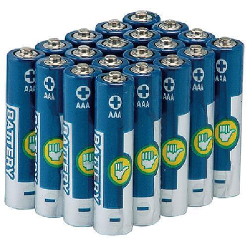 FP 碳鋅電池 20入/組 4號電池(AAA 20入R6P)[大買家]