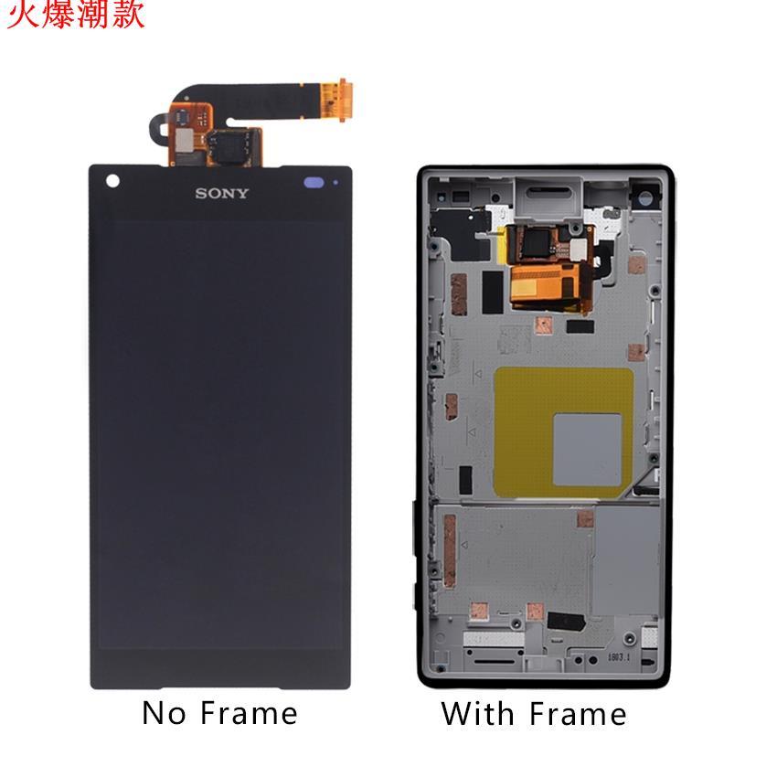 ☺WY☺適用於索尼SONY Xperia Z Z1 Z1Mini Z2 Z3 Z4 Z5 Z5P原廠螢幕總成 LCD總成