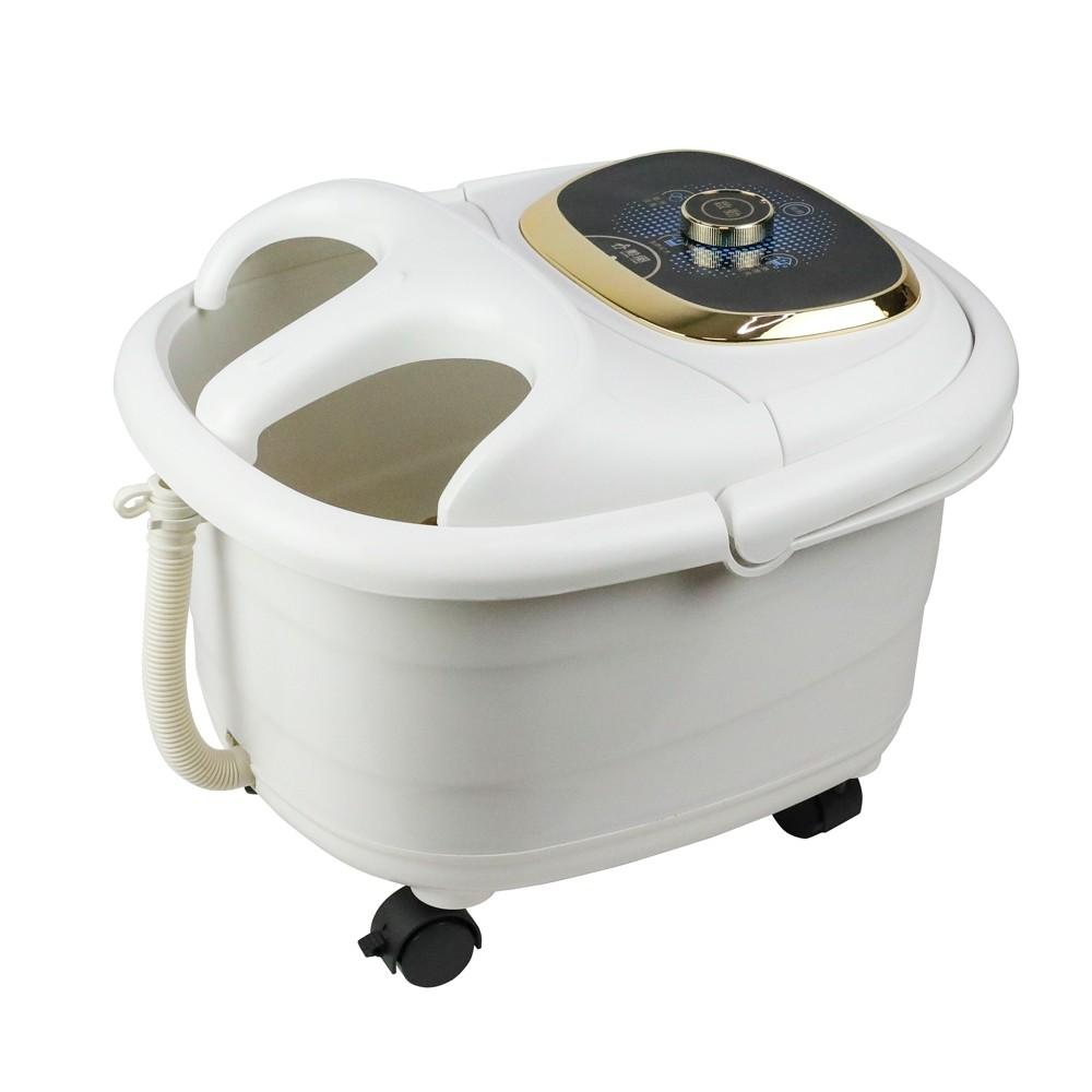 勳風 10滾輪包覆式 健康泡腳機/足浴機/泡腳機 HF-G595H