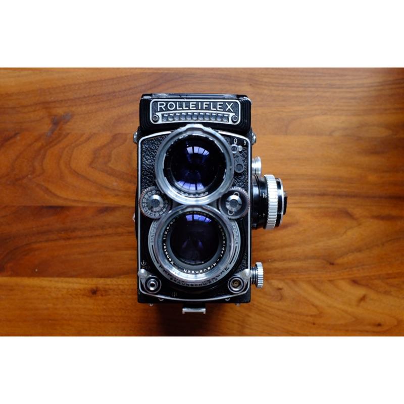 Rolleiflex 2.8E Xenotar 鏡頭 已售