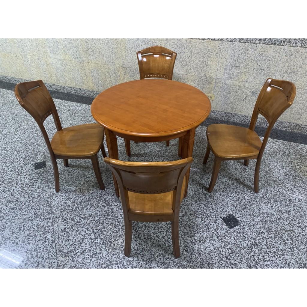 非凡二手家具 【全館自取價】實木四人餐桌*餐桌*休閒桌*餐廳桌*咖啡桌*戶外桌*吃飯桌*方桌*火鍋桌*簡餐桌