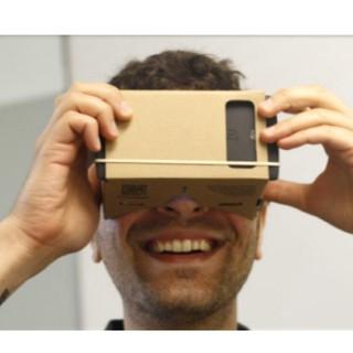 加厚新版印刷 頭戴版 Google Cardboard 3D眼鏡 屏東縣