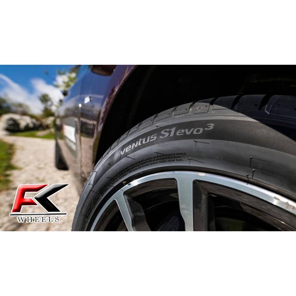 【FK輪胎】韓泰輪胎 Hankook Ventus S1 evo3 (K127)  保時捷 特斯拉 BENZ BMW