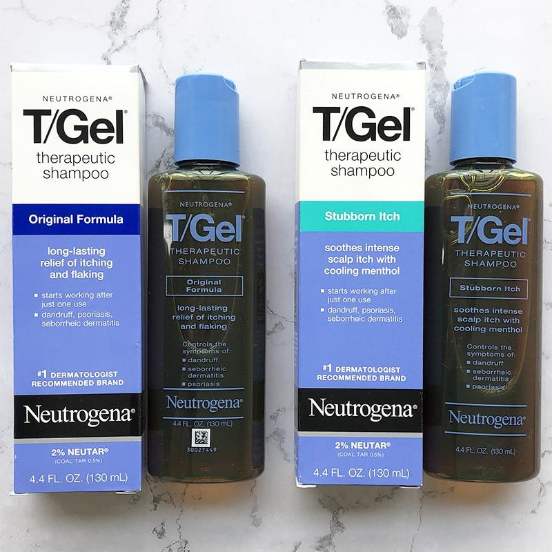 💥露得清去屑洗髮精 Neutrogena T/Gel去頭皮屑洗髮精 130ml煤焦油 止癢洗髮水