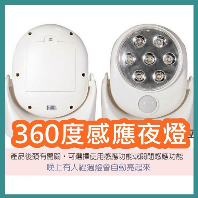 360度旋轉感應夜燈 好品質/智能感應LED夜燈/牆角照明燈/節能燈/衣櫃燈/走廊燈/小夜燈/LED 01 現貨 G35