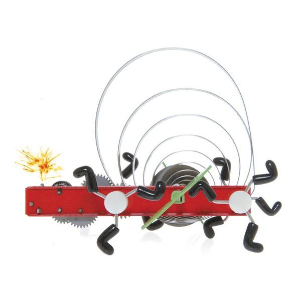 賽先生科學工廠 |發條玩具-火花機械蟲Awika
