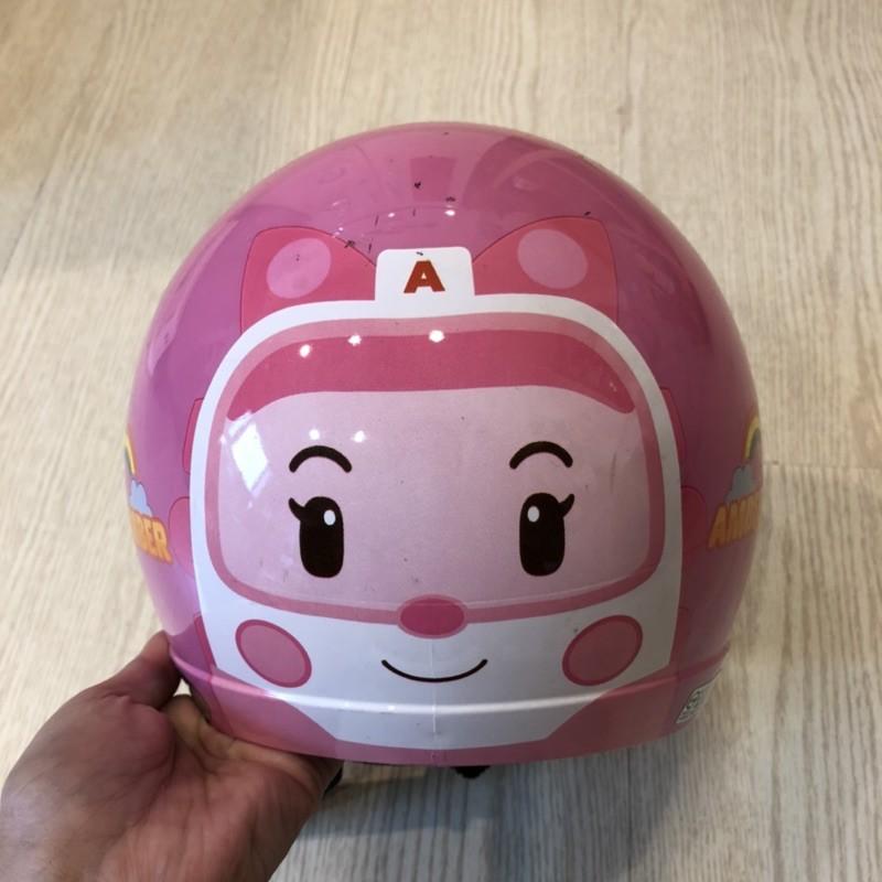(已保留)「二手」小童 安全帽 1.5-3歲(安寶)