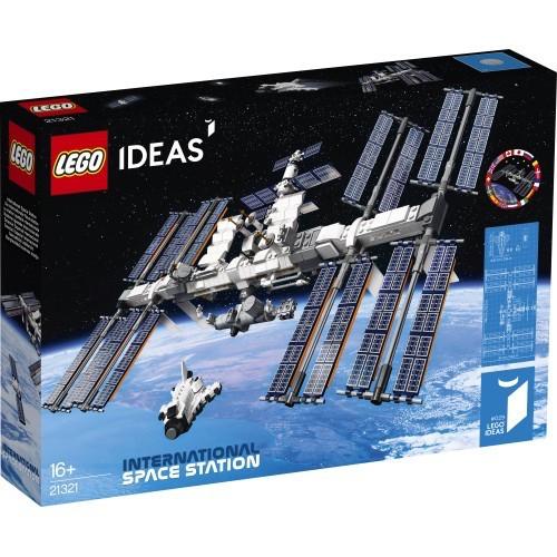 ||一直玩|| LEGO 21321 International Space Station