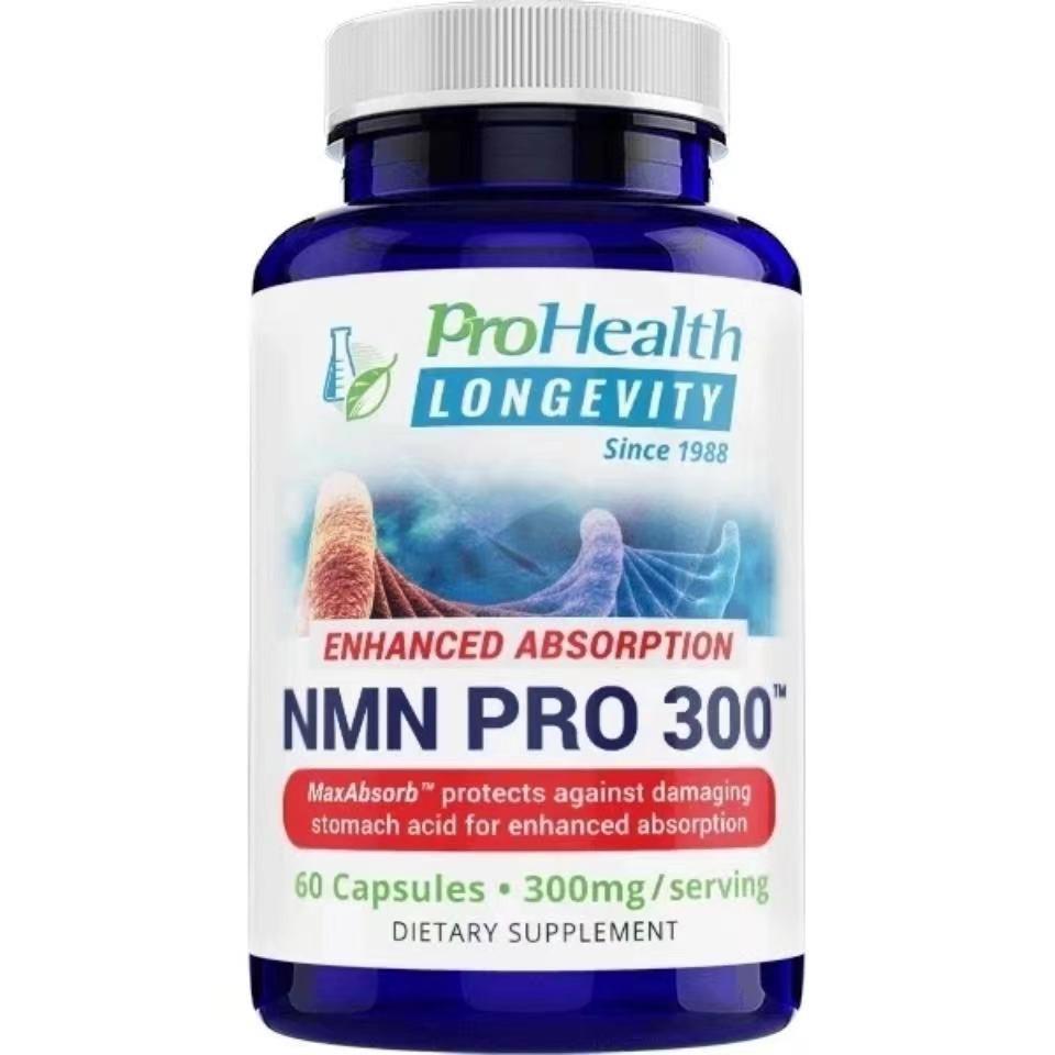 【KH免運】美國直運 prohealth NMN pro 300mg NAD+前體煙酰胺單核苷酸