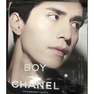男神 李棟旭 代言 香奈兒男士彩妝Boy de Chanel【告示海報】孤單又燦爛的神 鬼怪 Lee Dong-wook 新北市