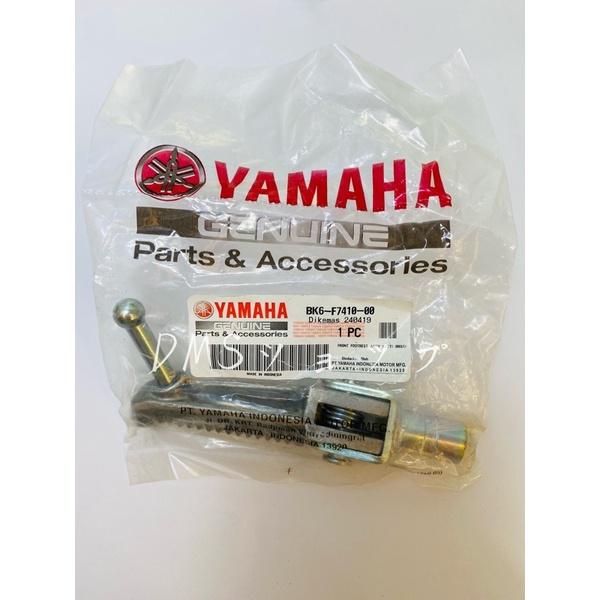 YAMAHA R15 左前腳踏板總成  腳踏桿組  BK6-F7410-00 泰國YAMAHA 原廠零件