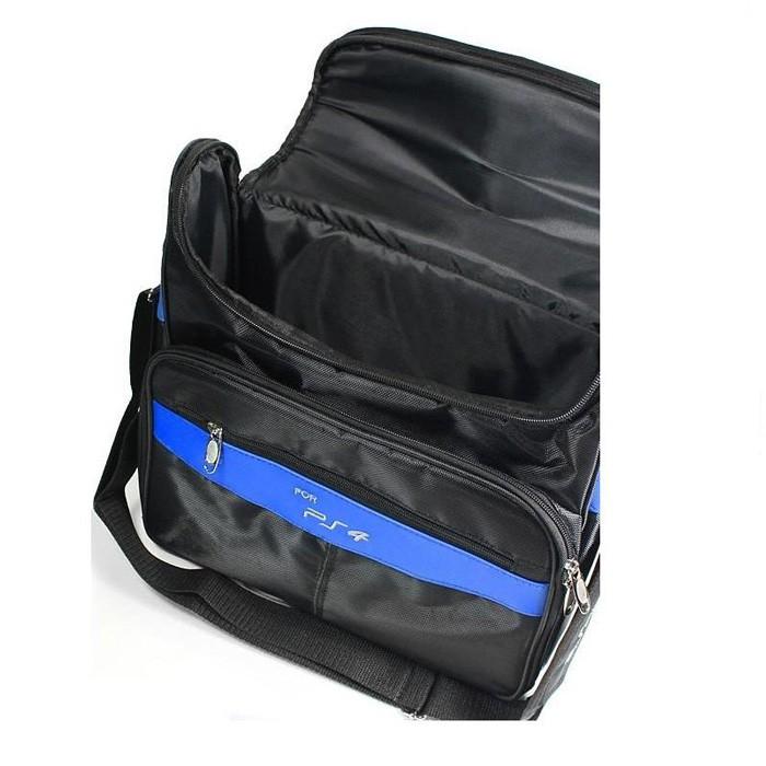 PS4 PS3 藍色 主機收納包 主機包 主機保護包 防震包 旅行包 外出
