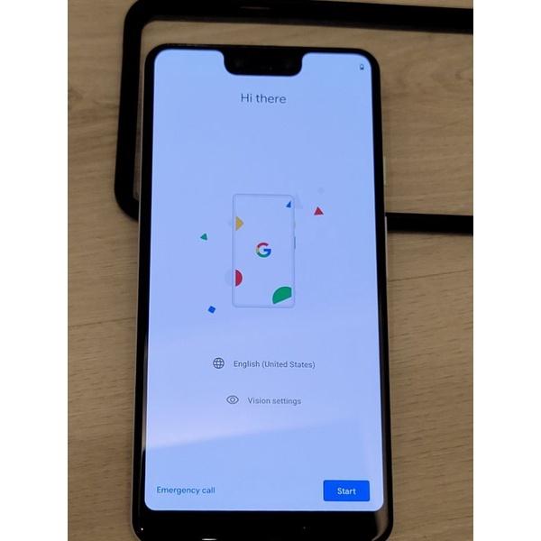 二手 Google Pixel 3 XL 128GB (外觀很新)功能正常