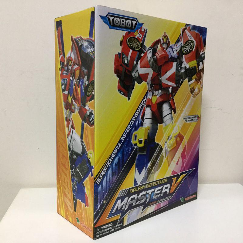 【現貨】機器戰士 TOBOT GD 宇宙奇兵  MASTER V 玩具 特價【玩具糾糾】