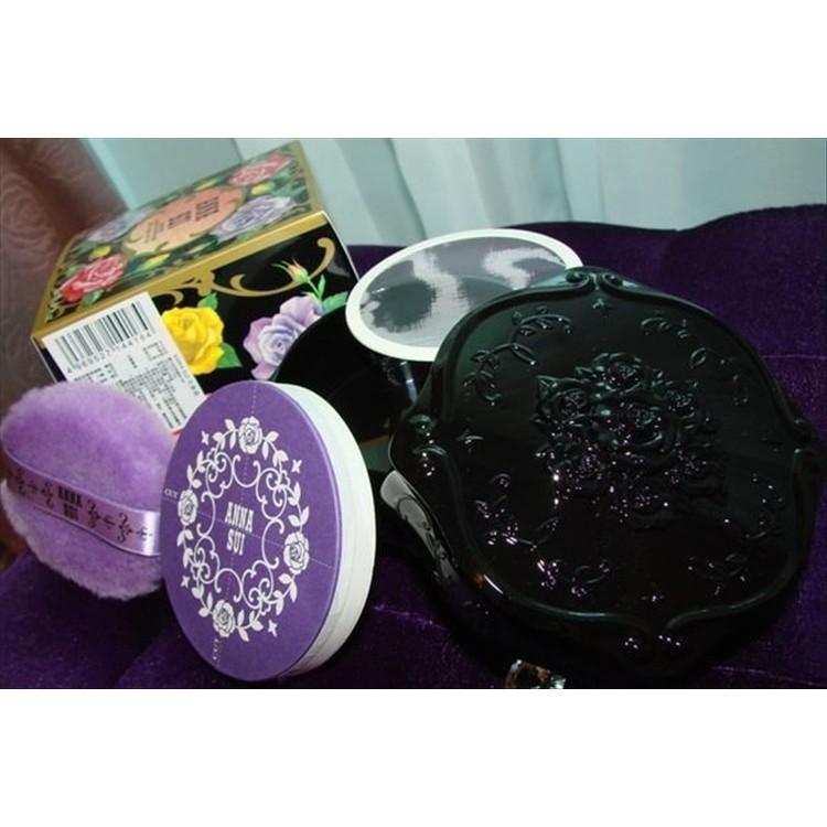 【∮魔法時光∮】ANNA SUI 安娜蘇 魔法肌密蜜粉盒+紙盒/收納盒/飾品盒 不含蕊芯
