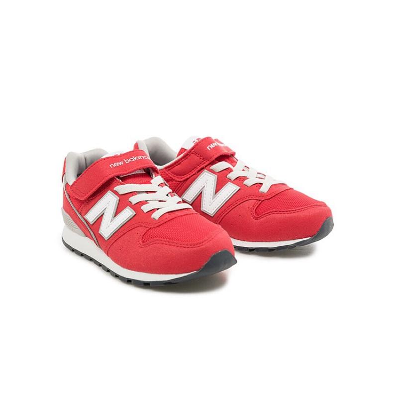 [New balance] 中童休閒運動鞋 紅色 YV996CRD 《曼哈頓運動休閒館》